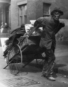 Rag man. Hartford, Connecticut - March 4, 1936