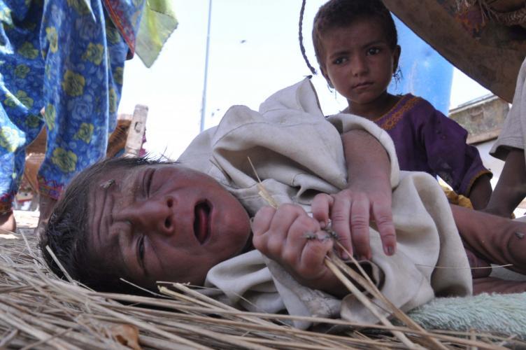 Infant Victim