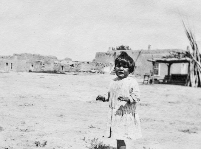 San Idelfonso Pueblo, New Mexico (1919)