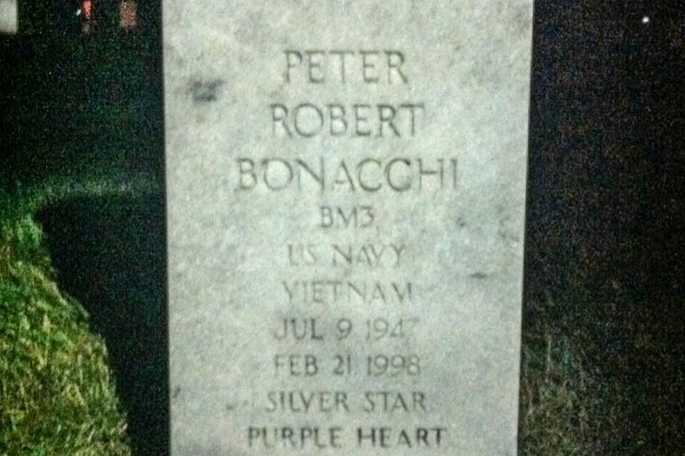 "Peter ""Pete"" Bonacchi"