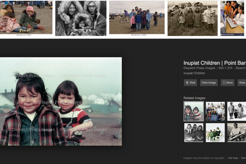 Inupiat Children1
