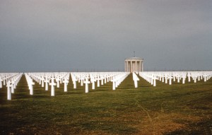 American Military Cemetery at Colleville
