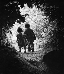 W. Eugene Smith - Tuckahoe, N. Y. (1946)