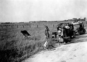 Polish Refugees c.1939