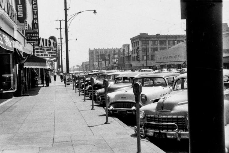 Alexandria, Indiana 1955