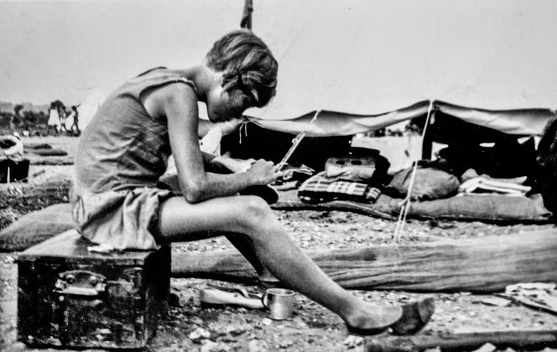 Migrant Girl c.1936