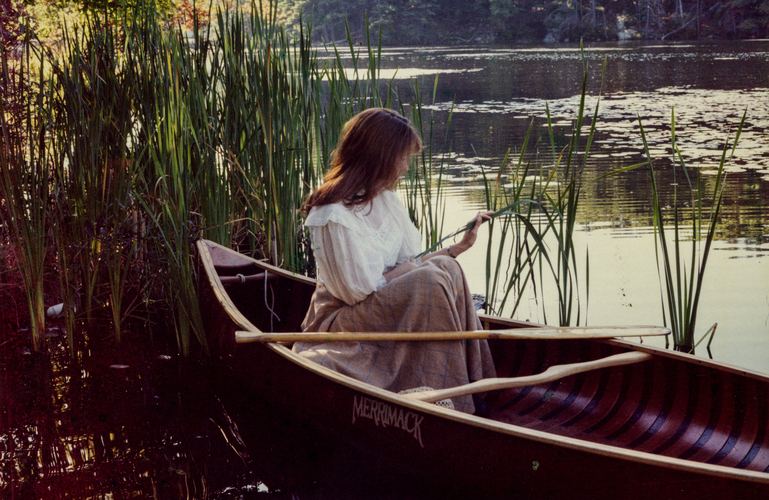Lady of the Winnipesaukee c.1985