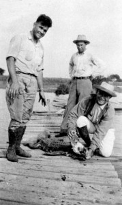 Cajune Alligator Hunters