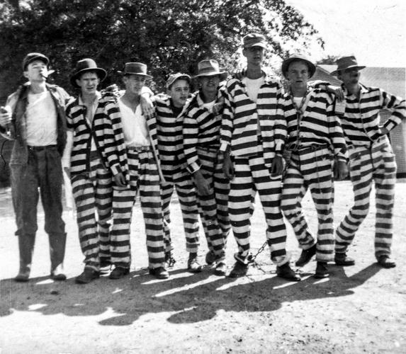Georgia Chain Gang