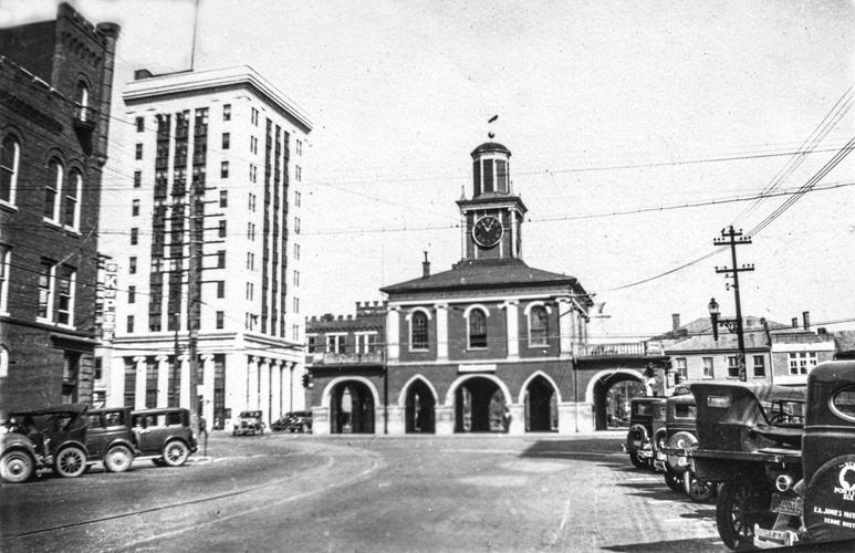 Fayetteville, North Carolina (1928)