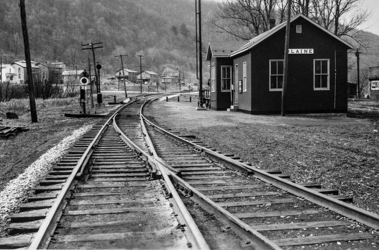 Blaine, West Virginia (1953)