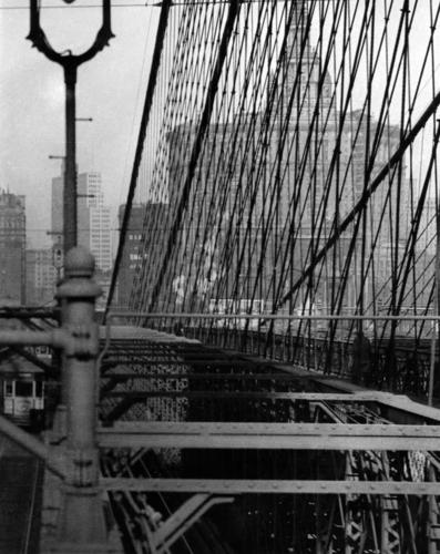 Manhattan Bridge, c.1919