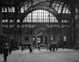Penn Station. c.1949