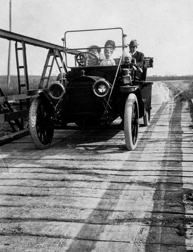 Ft. Worth, Texas c.1909