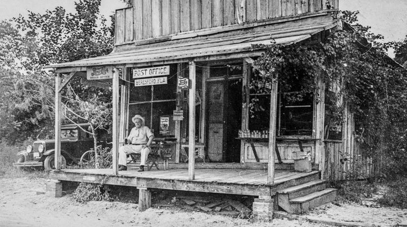 Post Office: Beresford, Florida (1941)