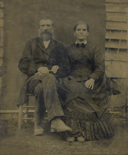 """Comers Rock, Virginia c.1862"""