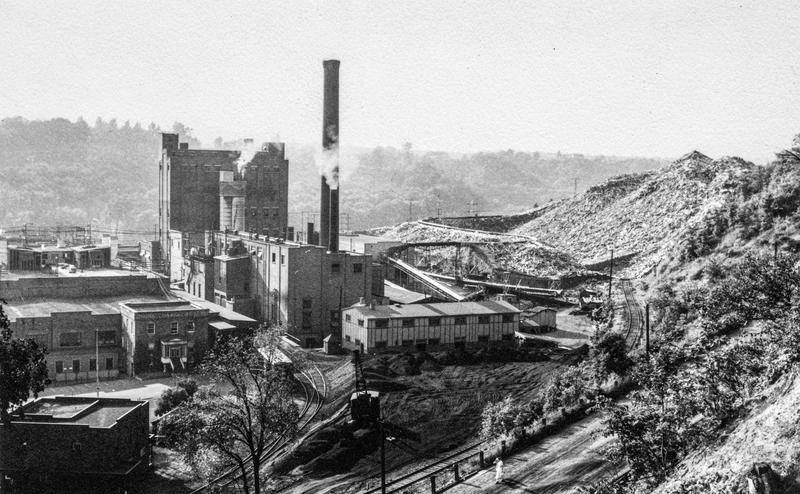 """Coal Mine Town"""