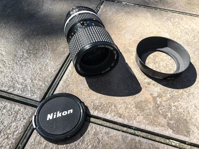 Nikon 35-70mm f/3.5 Ai-S