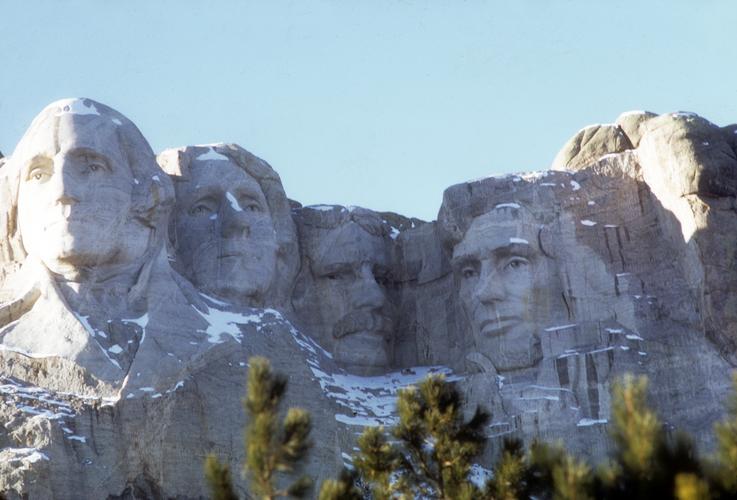 Mt. Rushmore