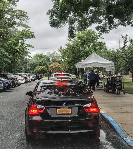 BMW on the Food Line