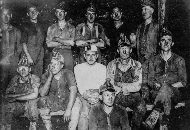 Coal Miners of West Virginia