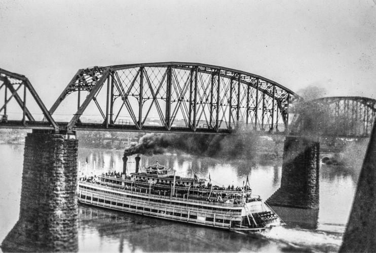 Mt. Vernon, Ohio c.1926