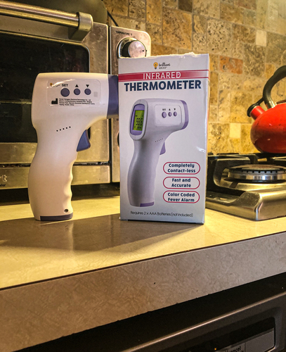 The Infrared Thermometer