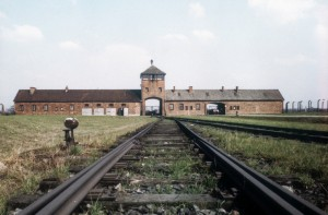 Auschwitz-Birkenau, Oswiecim, Poland (1979)