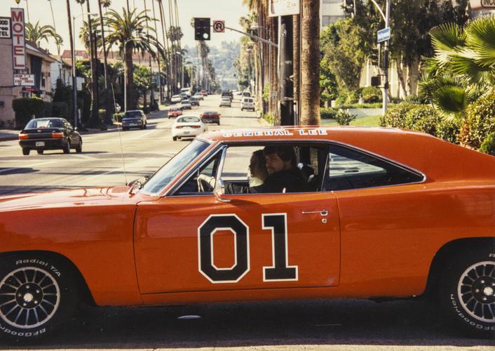 Hollywood (Los Angeles), California - 1998.