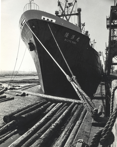 Japanese shipping line.