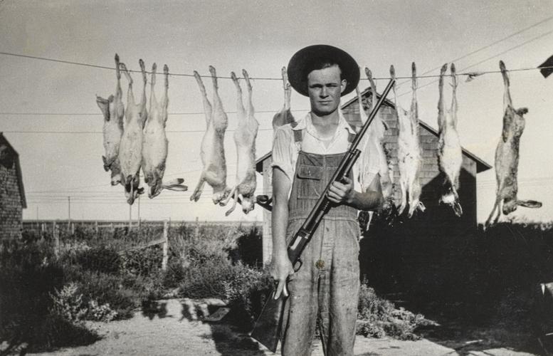 Oakley, Kansas (1934)