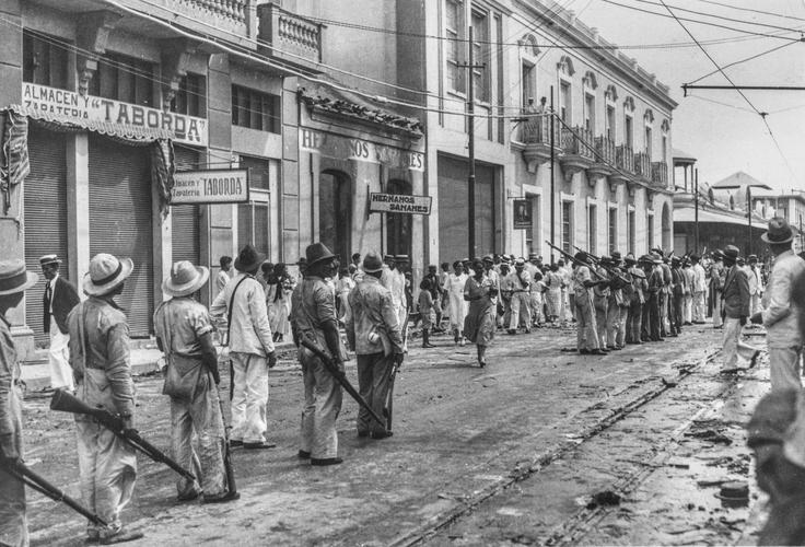 Port of Spain, Trinidad c. January 1942