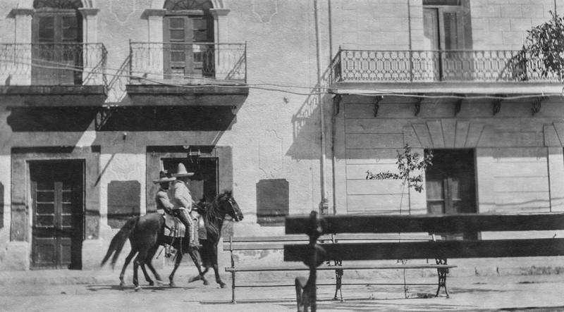 Cuernavaca, Mexico c.1917